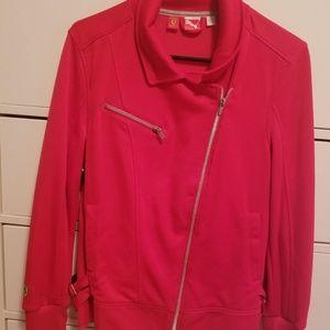 Red Puma  Ferrari Jacket